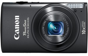 Canon-PowerShot-ELPH-330 for low light conditions