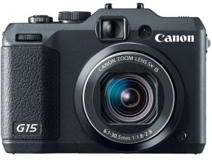 Canon PowerShot G15 for low light