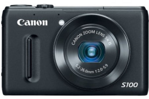 Canon PowerShot S100 for macro photography