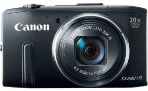 Canon SX270 for concerts