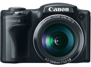 Canon SX500IS - Point and shoot camera for birding
