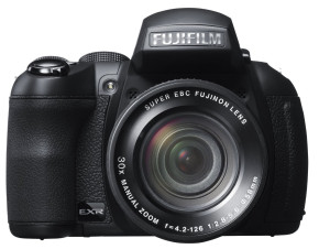 Fuji HS30EXR - Point and shoot camera for birding